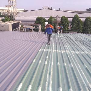 chống dột mái tôn nhà xưởng